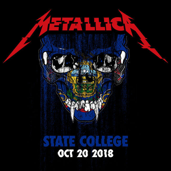 Live Metallica: State College, PA - October 20, 2018 (2CD), , hi-res
