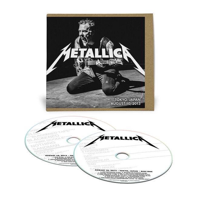 Live Metallica: Tokyo, Japan - August 10, 2013 (2CD), , hi-res
