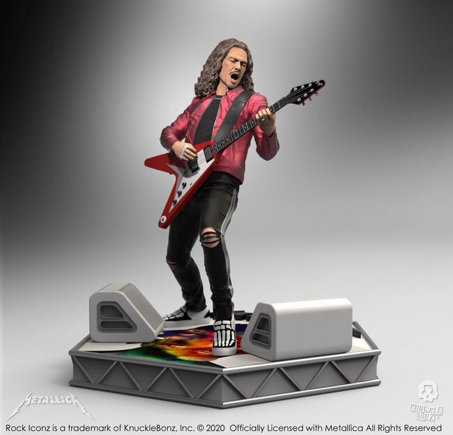 Metallica Hardwired Rock Iconz Statue Set, , hi-res