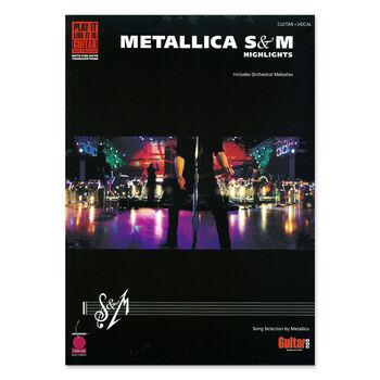 S&M Highlights - Guitar Tablature Book, , hi-res