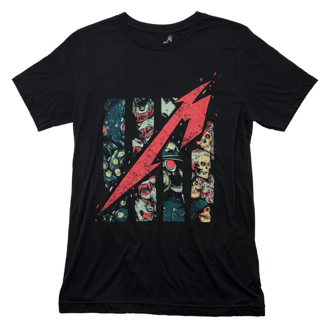 Fifth Member™ Tri-Blend T-Shirt (Black), , hi-res