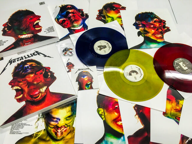 Hardwired...To Self-Destruct (Deluxe Box Set), , hi-res