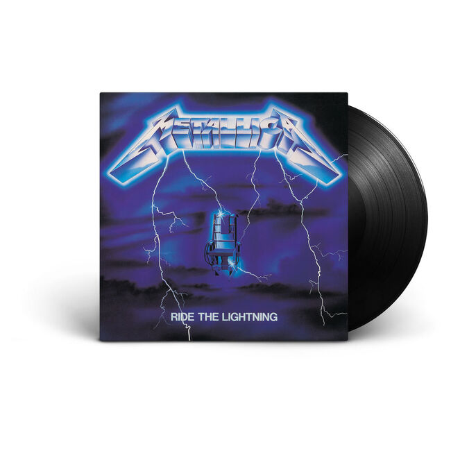 Ride the Lightning - Remastered Vinyl, , hi-res