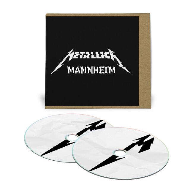 Live Metallica: Mannheim, Germany - August 25, 2019 (2CD), , hi-res