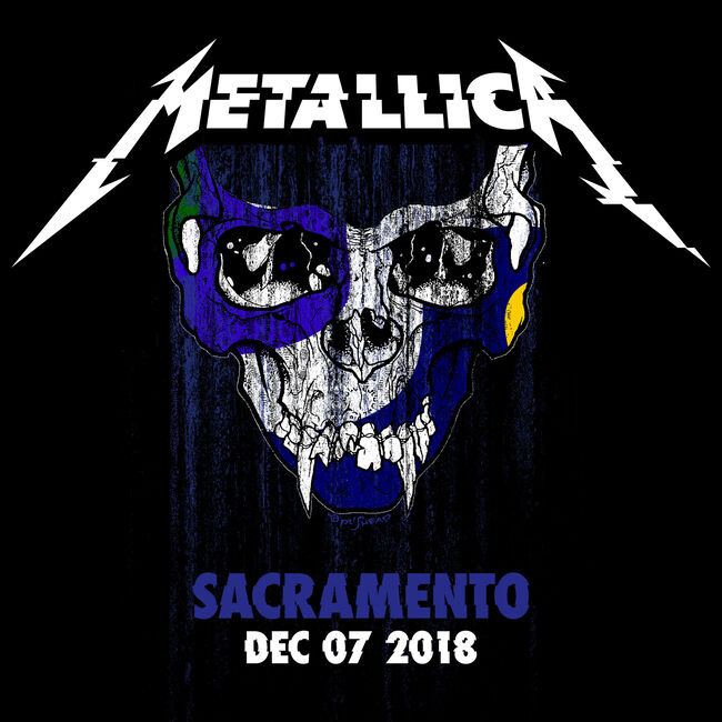 Live Metallica: Sacramento, CA - December 7, 2018 (2CD), , hi-res