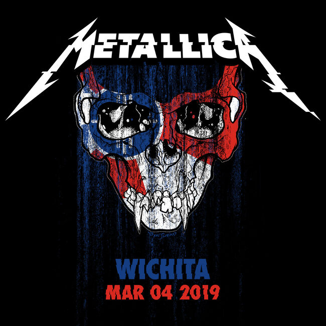 Live Metallica: Wichita, KS - March 04, 2019, , hi-res