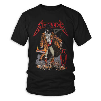 The Unforgiven (Executioner) T-Shirt, , hi-res
