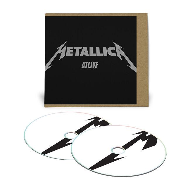 Live Metallica: Atlanta, GA - November 6, 2021 (2CD), , hi-res