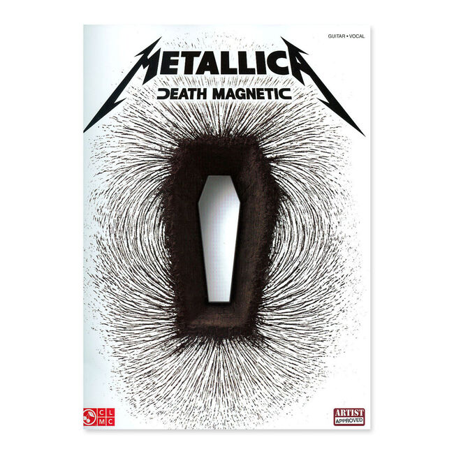Death Magnetic - Guitar Tablature Book, , hi-res
