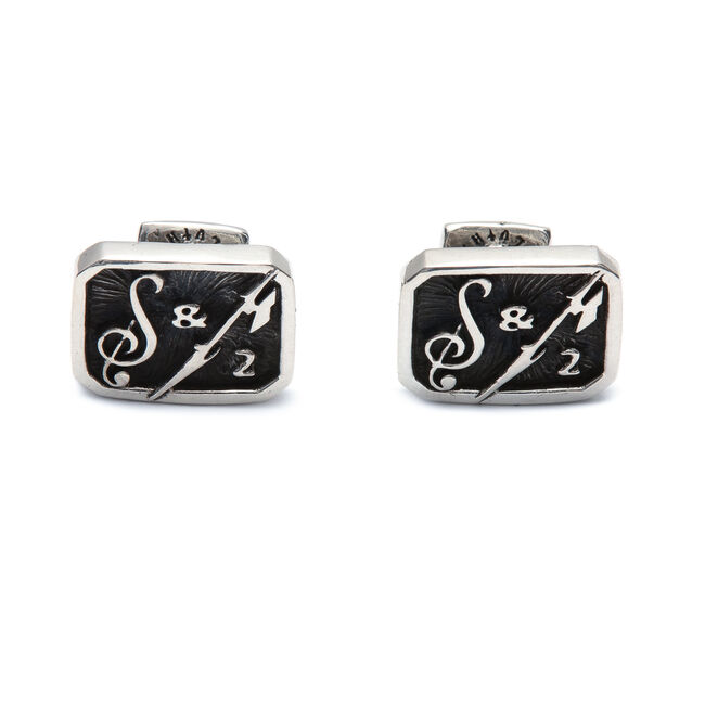 S&M² Cuff Links, , hi-res