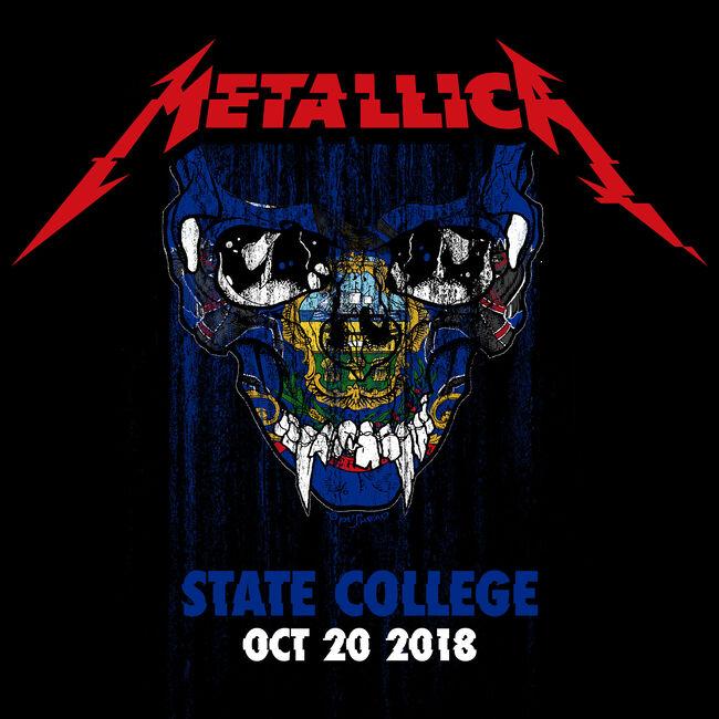 Live Metallica: State College, PA - October 20, 2018 (2CD), , hi-res