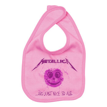 And Just Nice To All Baby Bib, , hi-res