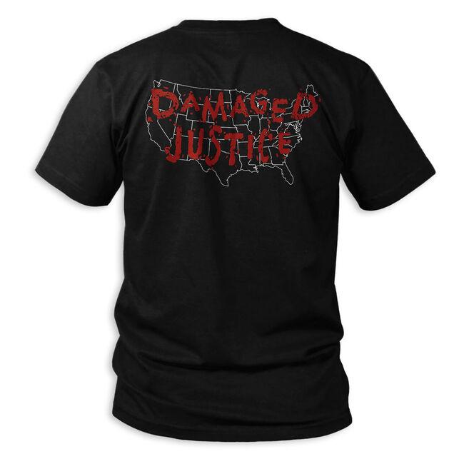 Damaged Justice T-Shirt, , hi-res