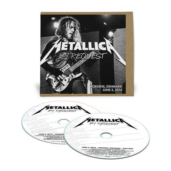 Live Metallica: Horsens, Denmark - June 3, 2014 (2CD), , hi-res