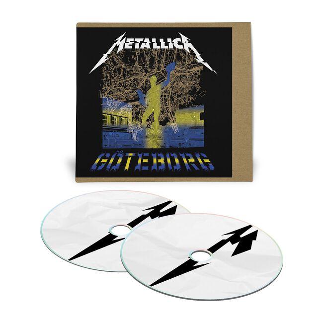 Live Metallica: Gothenburg, Sweden - July 9, 2019 (2CD), , hi-res