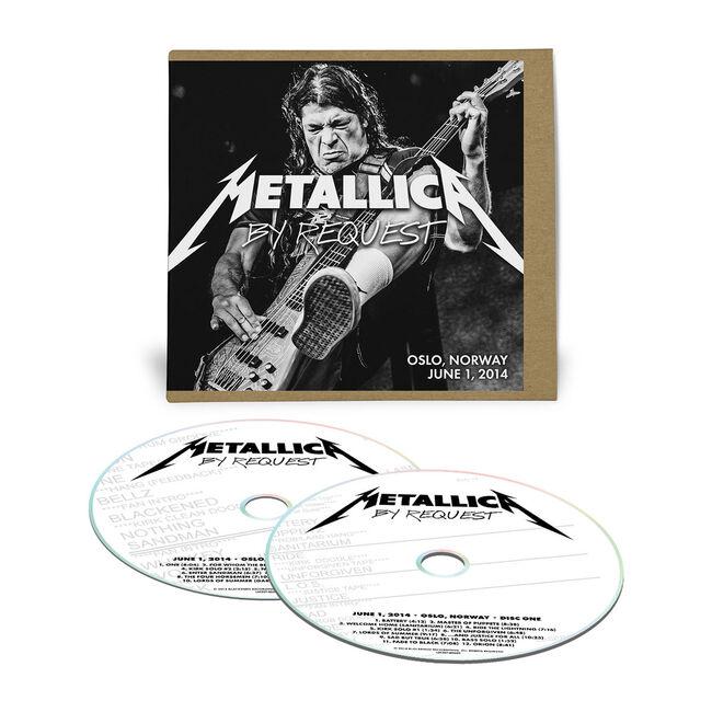 Live Metallica: Oslo, Norway - June 1, 2014 (2CD), , hi-res