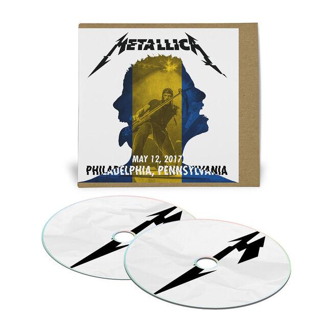 Live Metallica: Philadelphia, PA – May 12, 2017 (2CD), , hi-res
