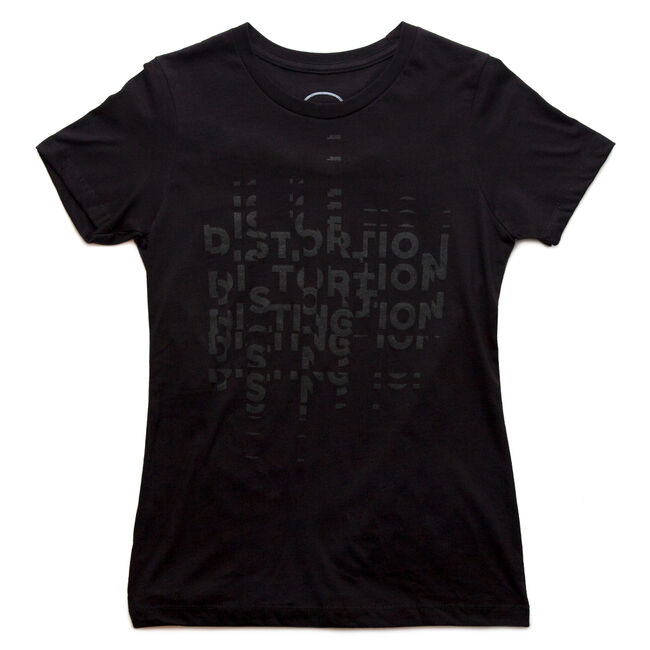Blackened Whiskey Women's Distortion T-Shirt, , hi-res
