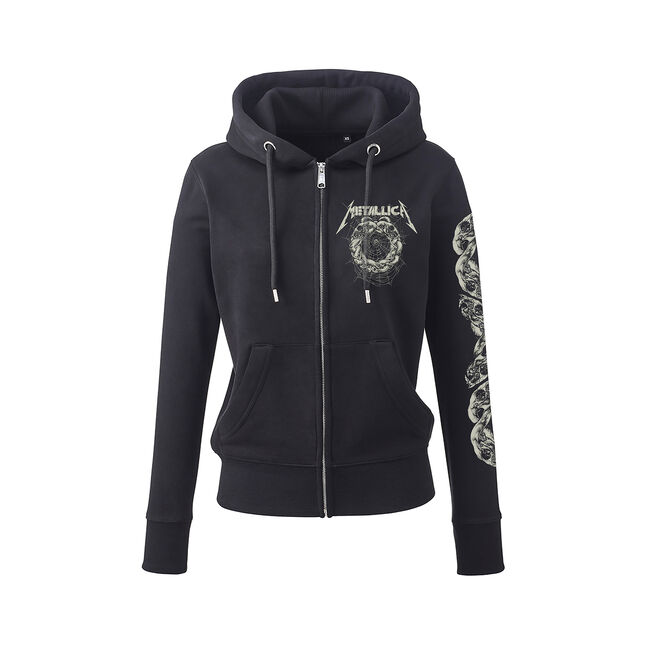 Women's The Struggle Within Full-Zip Hoodie - Small, , hi-res
