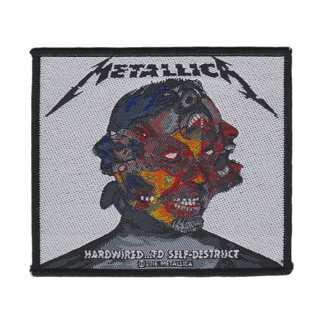 Hardwired Woven Patch, , hi-res