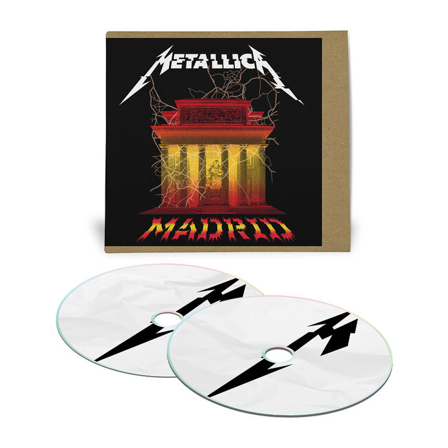 Live Metallica: Madrid, Spain - May 3, 2019 (2CD), , hi-res