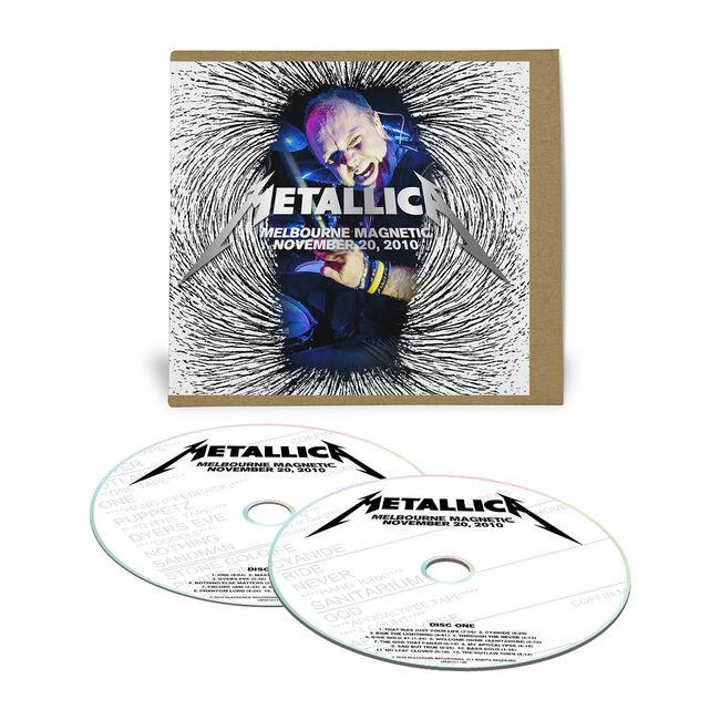 Live Metallica: Melbourne, Australia - November 20, 2010 (2CD), , hi-res