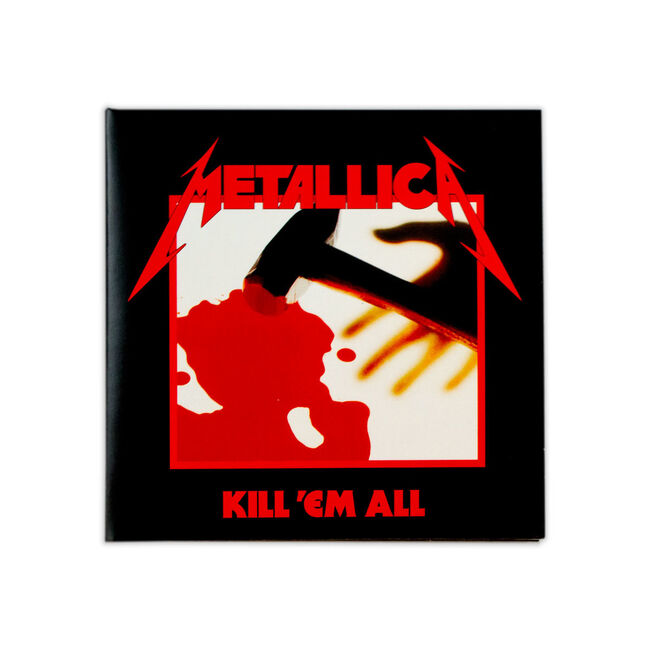 Kill 'Em All - Remastered CD, , hi-res