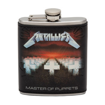 Master Of Puppets Flask, , hi-res