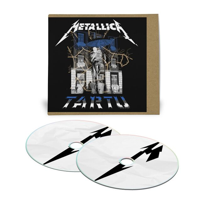 Live Metallica: Tartu, Estonia - July 18, 2019 (2CD), , hi-res