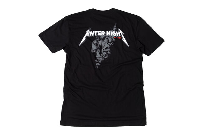 Enter Night Distressed T-Shirt, , hi-res