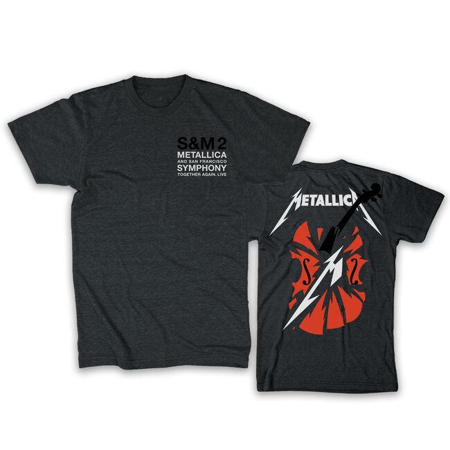 S&M² Shattered T-Shirt, , hi-res