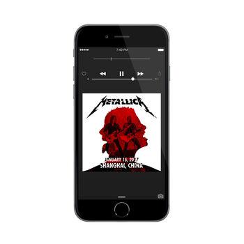 Live Metallica: Shanghai, China - January 15, 2017 (Digital Download), , hi-res