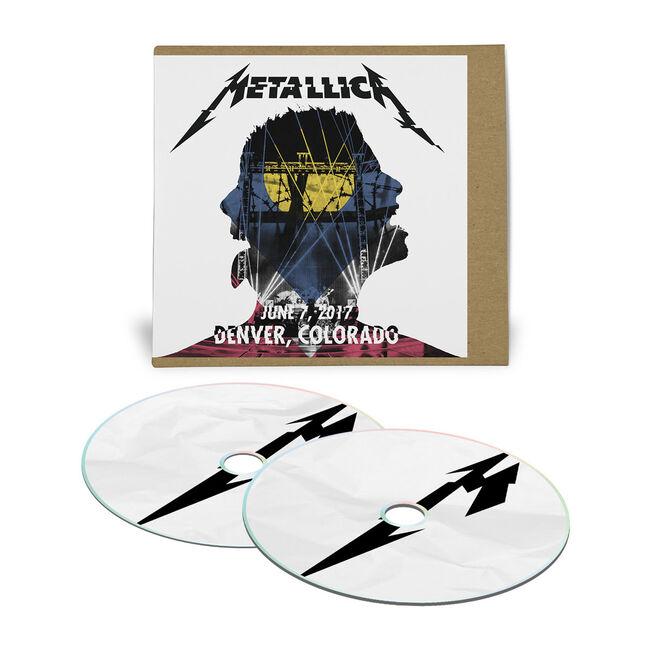 Live Metallica: Denver, CO – June 7, 2017 (2CD), , hi-res