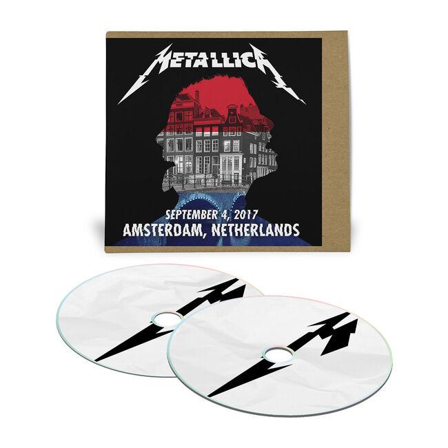 Live Metallica: Amsterdam, Netherlands - September 4, 2017 (2CD), , hi-res