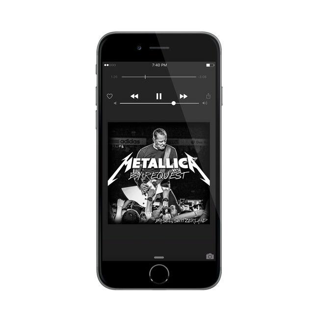 Live Metallica: Basel, Switzerland - July 4, 2014 (Digital Download), , hi-res