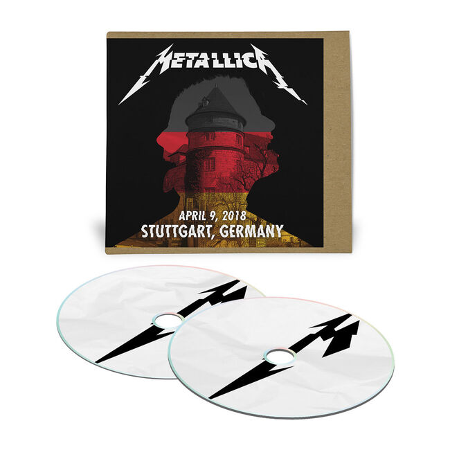 Live Metallica: Stuttgart, Germany - April 9, 2018 (2CD), , hi-res