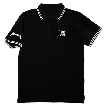 Ninja Star Polo, , hi-res