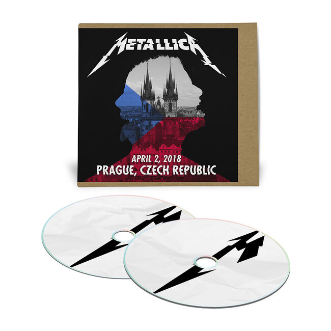 Live Metallica: Prague, Czech Republic - April 2, 2018 (2CD), , hi-res