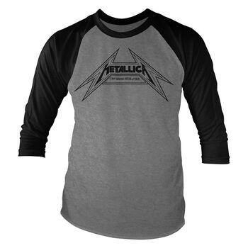 Young Metal Attack Raglan Baseball Jersey, , hi-res