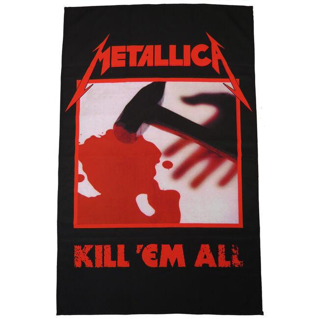 Kill 'Em All Banner, , hi-res