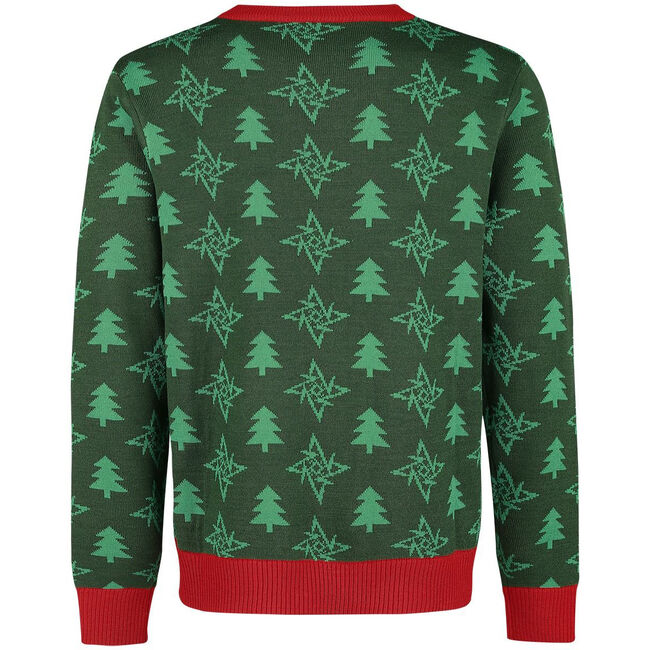 ...And Justice For All Holiday Sweater, , hi-res