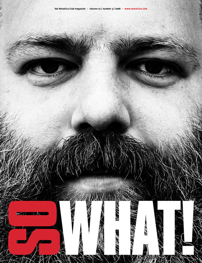 So What! Volume 15, Issue 3, , hi-res