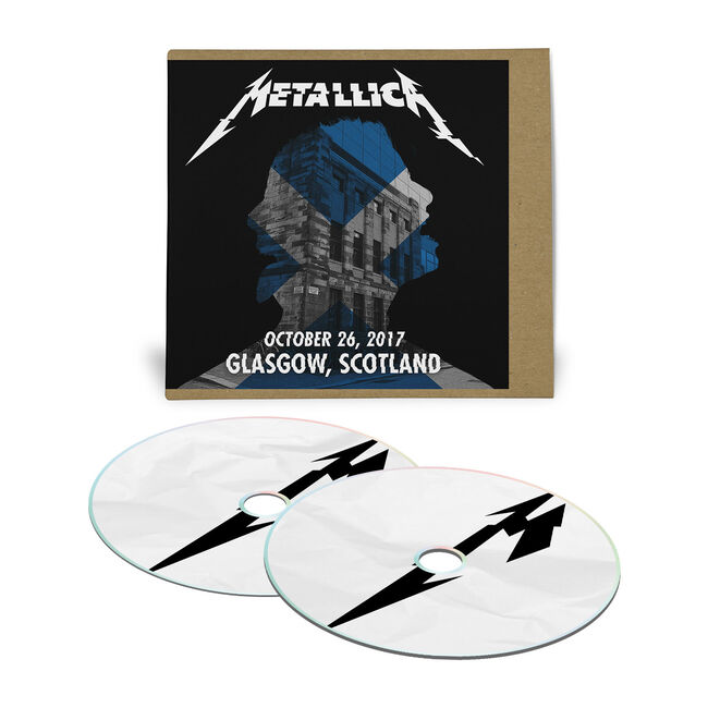 Live Metallica: Glasgow, Scotland - October 26, 2017 (2CD), , hi-res