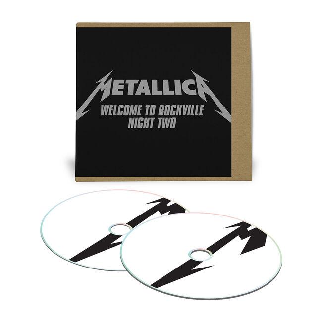Live Metallica: Daytona Beach, FL - November 14, 2021 (2CD), , hi-res