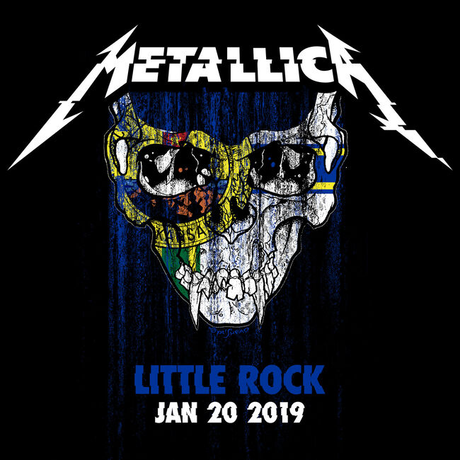 Live Metallica: Little Rock, AR - January 20, 2019 (2CD), , hi-res
