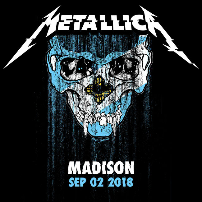 Live Metallica: Madison, WI - September 02, 2018 (2CD), , hi-res
