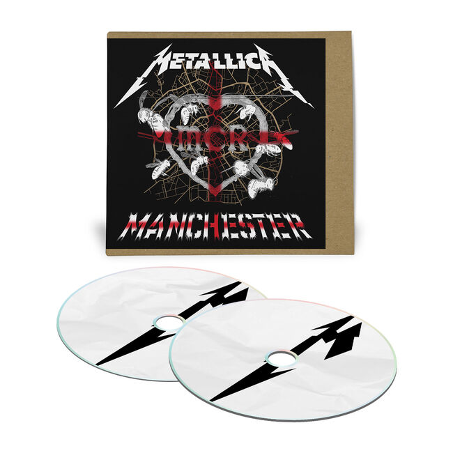 Live Metallica: Manchester, England - June 18, 2019 (2CD), , hi-res