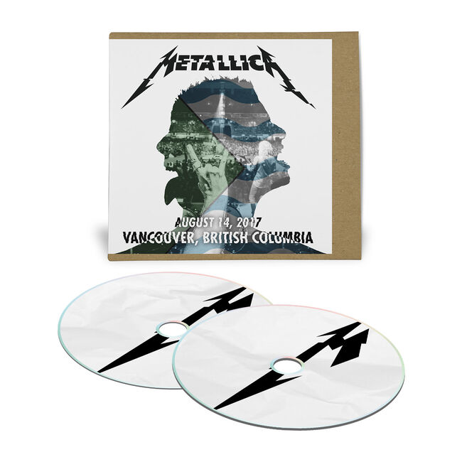 Live Metallica: Vancouver, Canada – August 14, 2017 (2CD), , hi-res