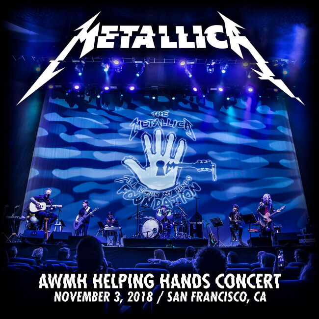 Live Metallica: SF Masonic, San Francisco, CA - November 3, 2018 (CD), , hi-res