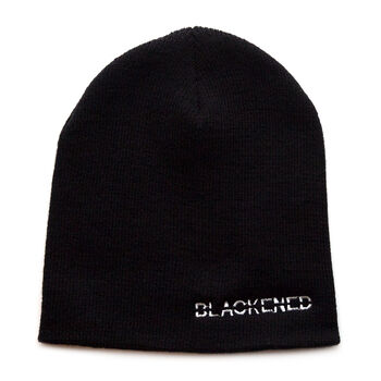 Blackened Whiskey Beanie, , hi-res